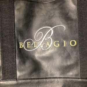 Bellagio Bags - Bellagio Faux Leather Tote Bag